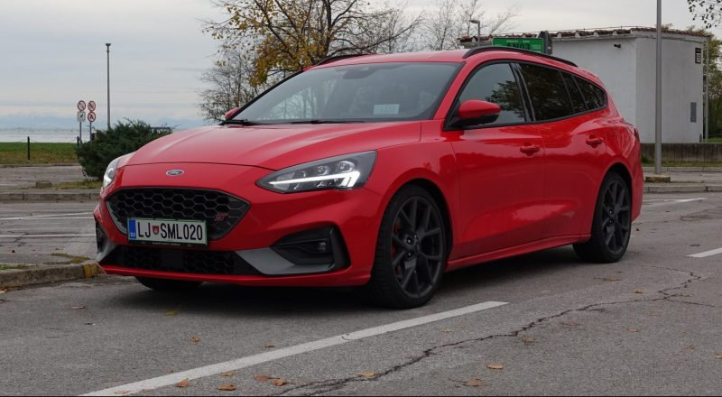 Ford Focus ST – poudarek na Performance