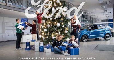 Ford Slovenija voscilo