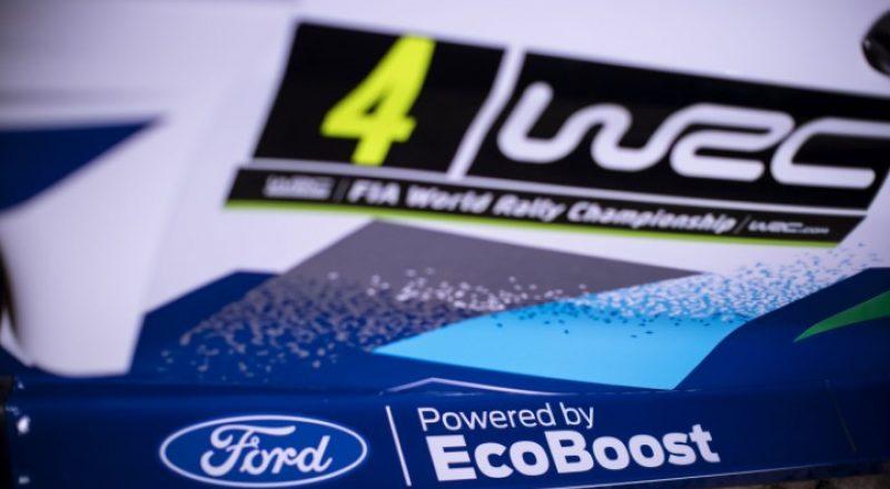 Nabrita Ford Fiesta WRC v novi preobleki