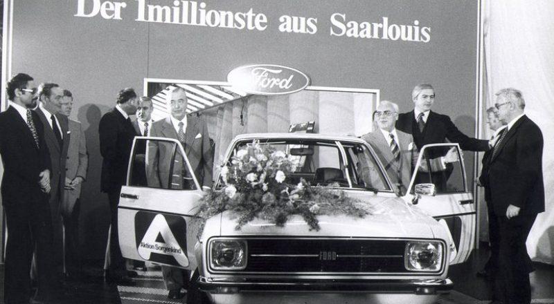 50. obletnica Fordove tovarne