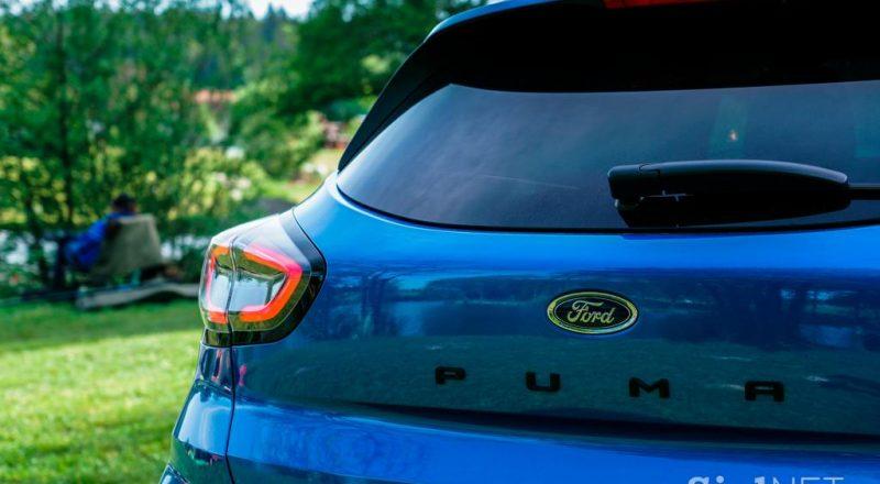 Ford Puma na slovenskih cestah