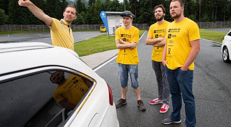 Finalisti in finalistke Najboljši za volanom 2020 so znani