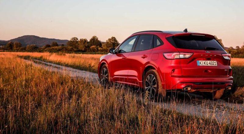 Nova Ford Kuga – najboljše iz več svetov