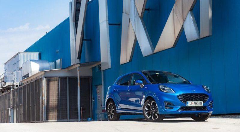 Test Ford Puma – puma dlako menja, a narave nikoli