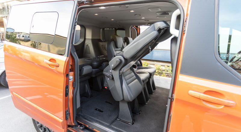 Ford Tourneo Custom 2.0 EcoBlue mHEV Titanium X