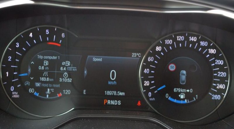 Ford Mondeo – Hibrid ali dizel
