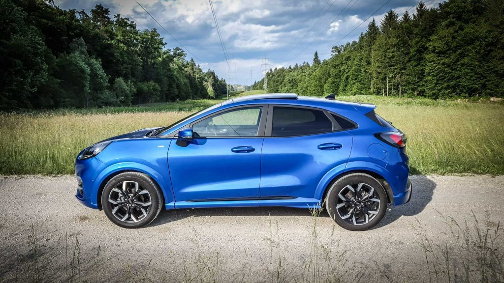 Test: Ford Puma ST-Line X