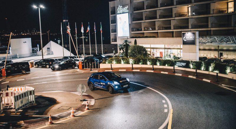 Ford Puma za vikend v Monaku