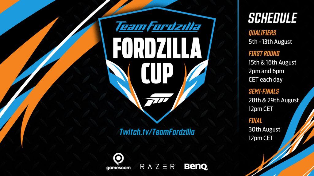 Fordova ekipa Team Fordzilla se pripravlja na novo sezono
