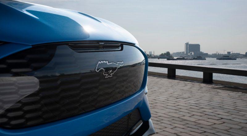 Bliskovito hiter Mustang Mach-E GT