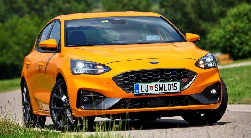 Test Ford Focus ST: Športnost od znotraj navzven