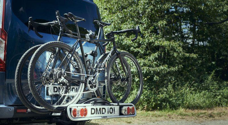 Mansarda na kolesih – Ford Transit Nugget Plus