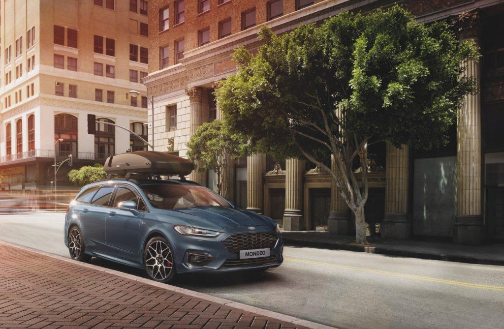 Začetek električne dobe Ford Mondea