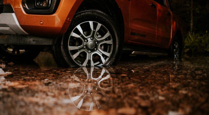 Test: Ford Ranger Wildtrak – Cestni dirkač