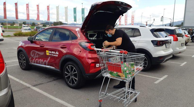 Ford Puma – vtisi in nove dogodivščine