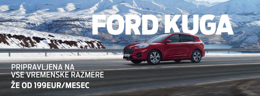 Do novega avtomobila Ford le v nekaj korakih