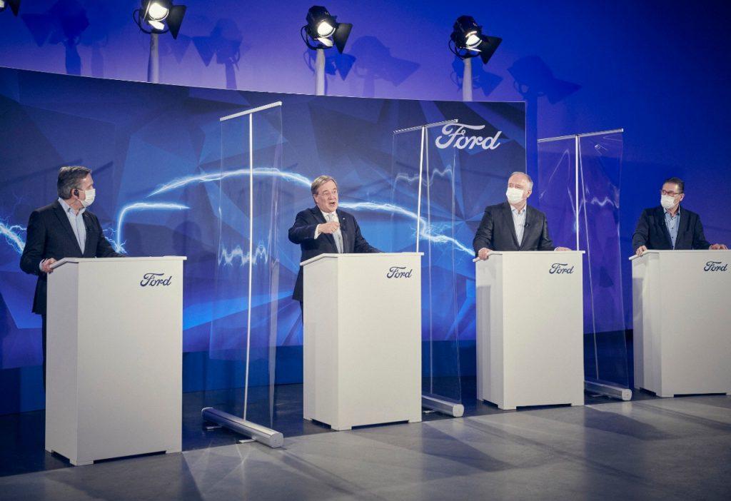 Ford v Evropi bo v prihodnjih letih vse stavil na električna vozila