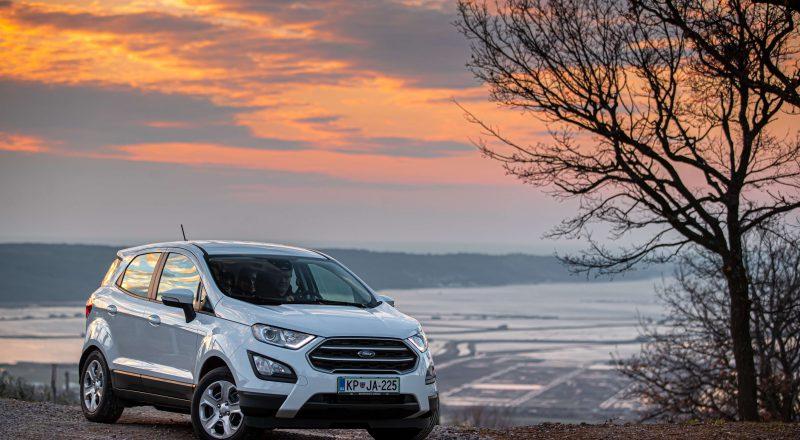 Ford EcoSport je odlična nagrada