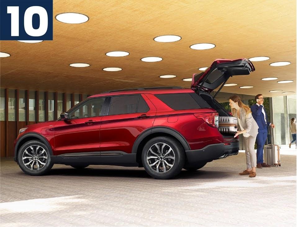 Ford Explorer – čista desetka