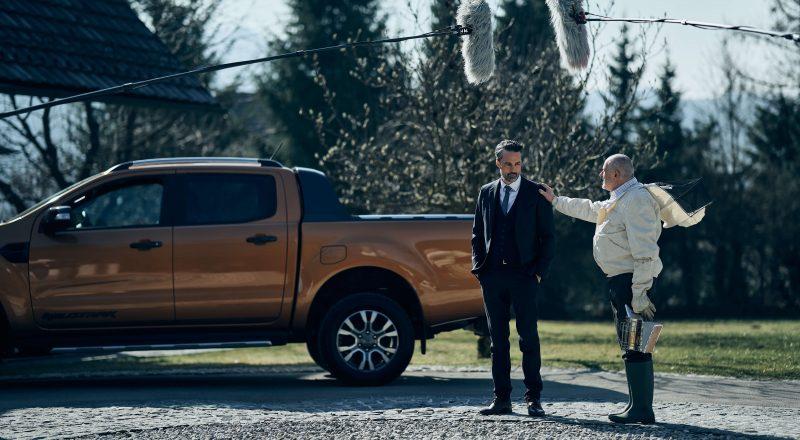 Ford sodeluje v TV seriji V imenu ljudstva 2