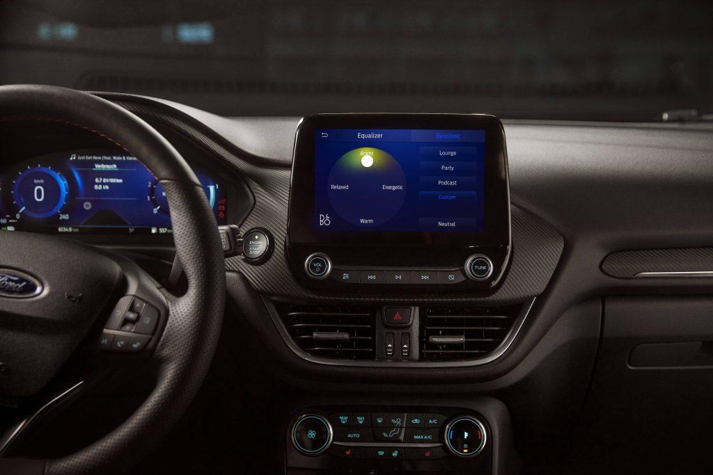 Ford in B&O Beosonic zagotavljata popoln zvok