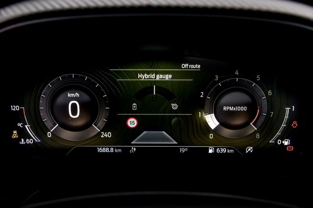 Novi avtomatik za EcoBoost Hybrid prinaša varčno vožnjo