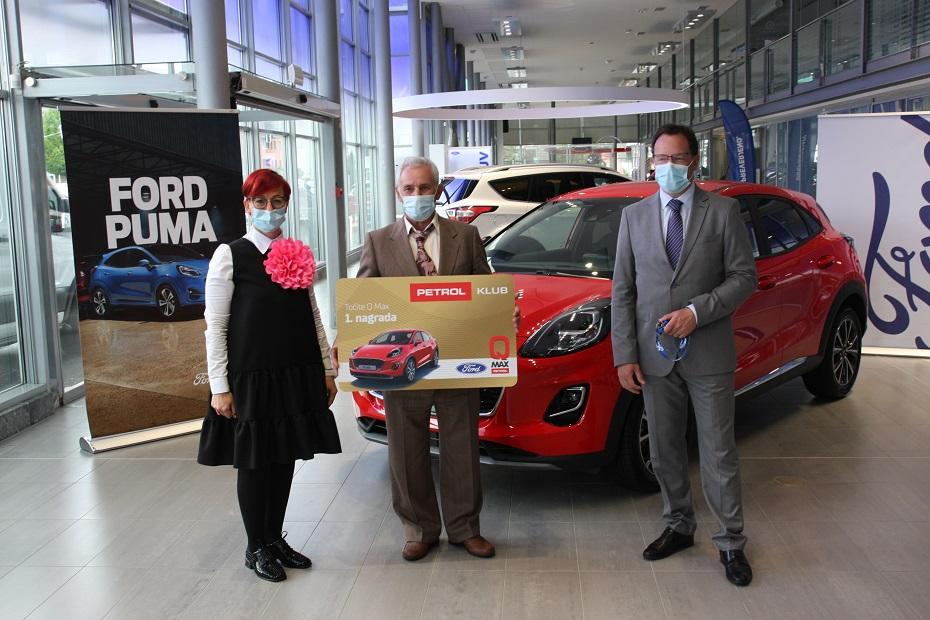 Atraktivna Ford Puma v roke zveste Petrolove stranke