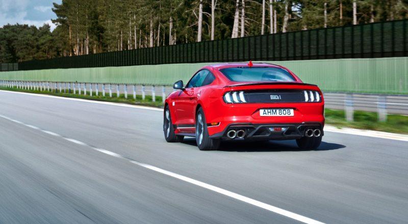 Ford Mustang Mach 1 je tu, da navduši!