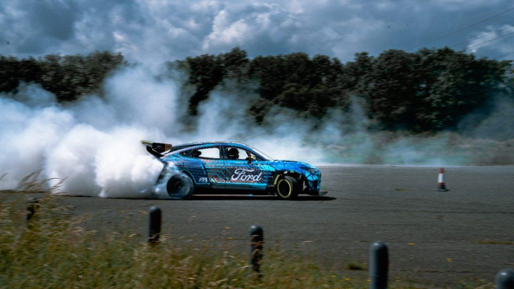 Fordova paleta modelov na Festivalu hitrosti v Goodwoodu