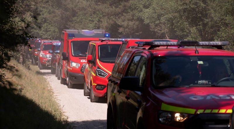 Najnovejša epizoda Fordove serije 'Lifesavers' spremlja slovensko prostovoljko, ki nadaljuje družinsko gasilsko tradicijo