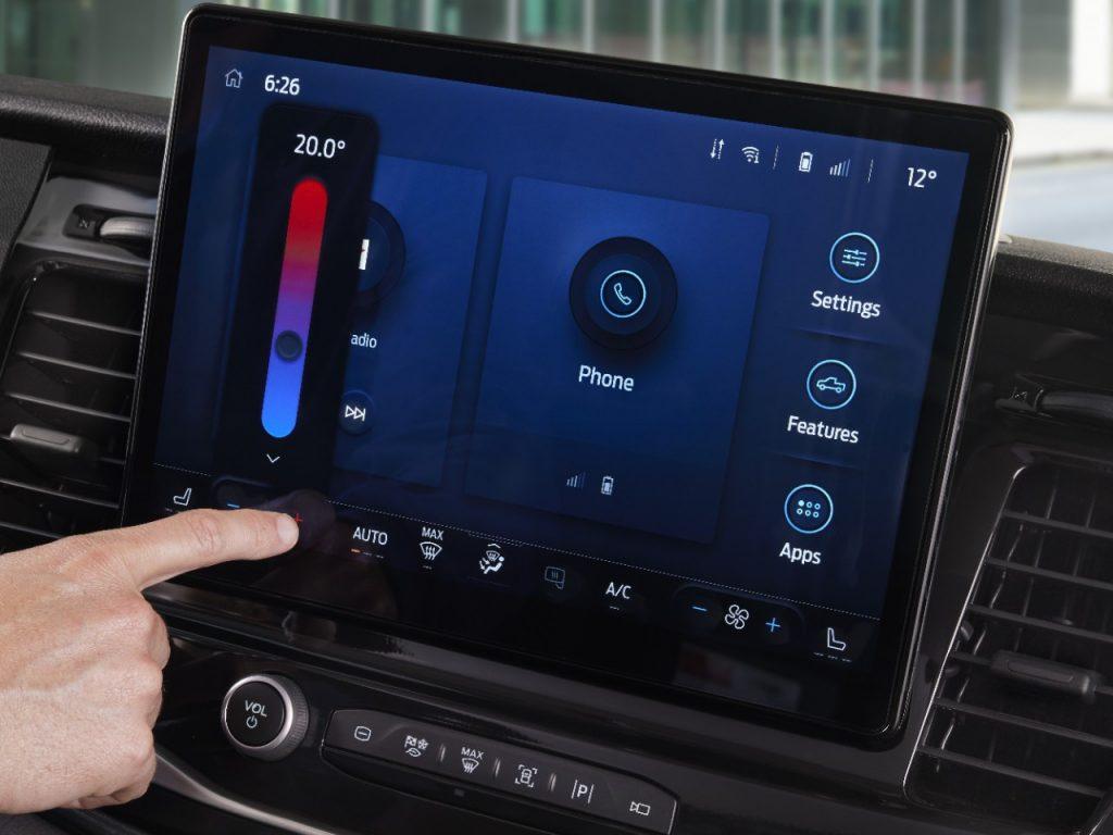 Ford Transit krepi tehnološko vodstvo